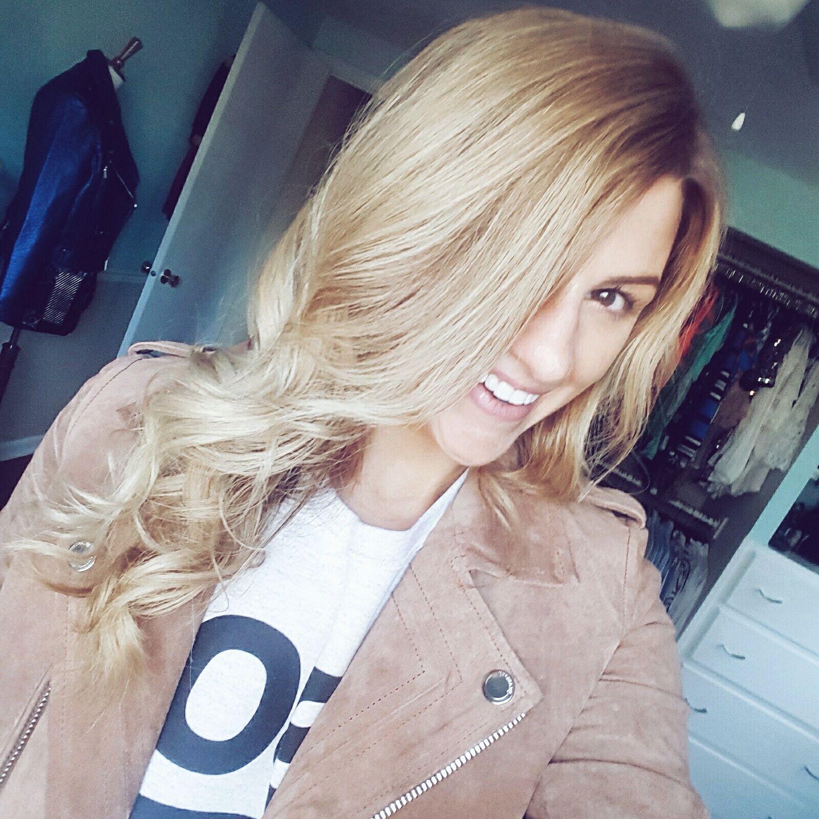 Ashley from LSR blonde hair