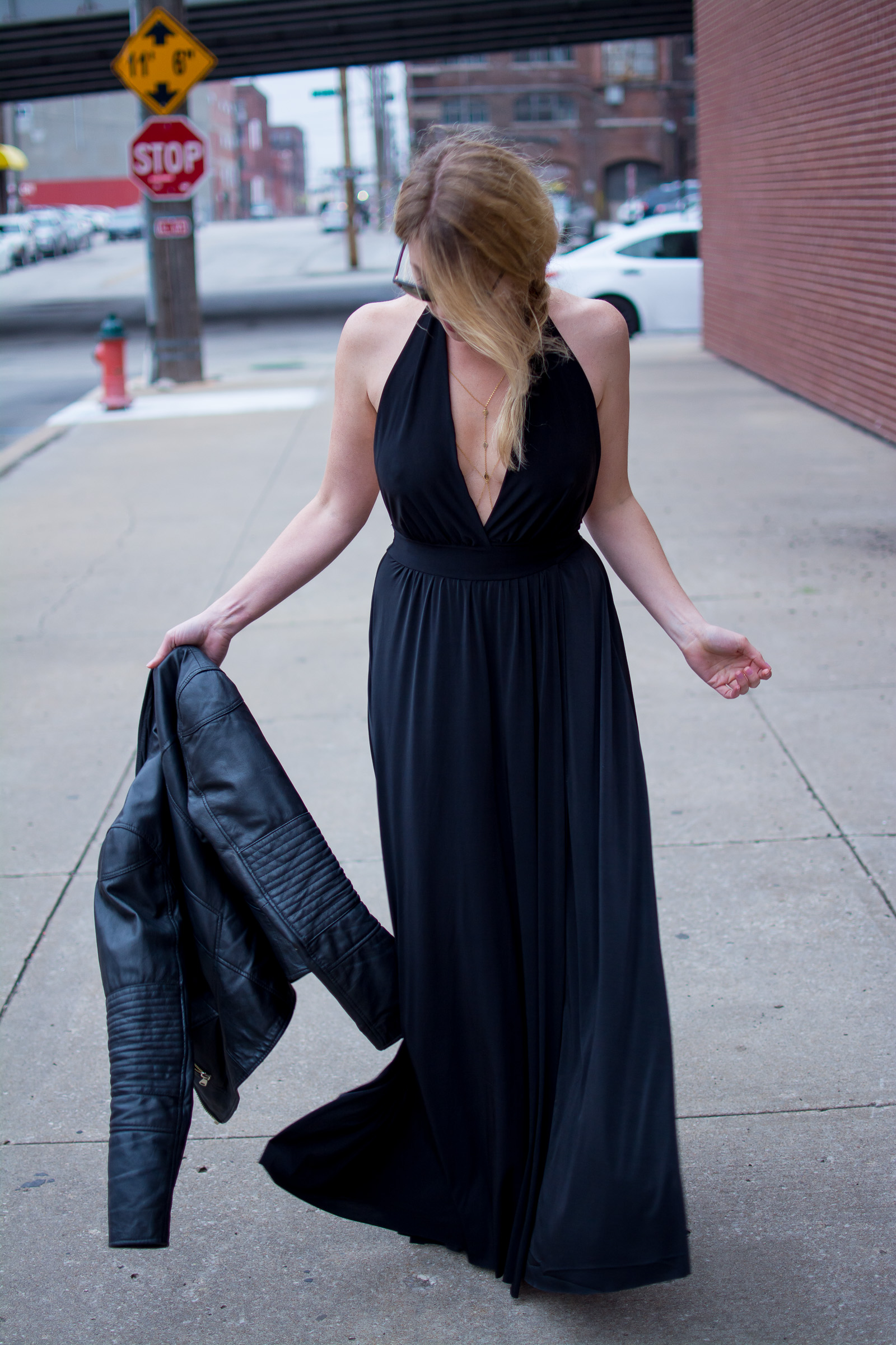 Dressing Cool for a Black Tie Event. | Ashley from Le Stylo Rouge