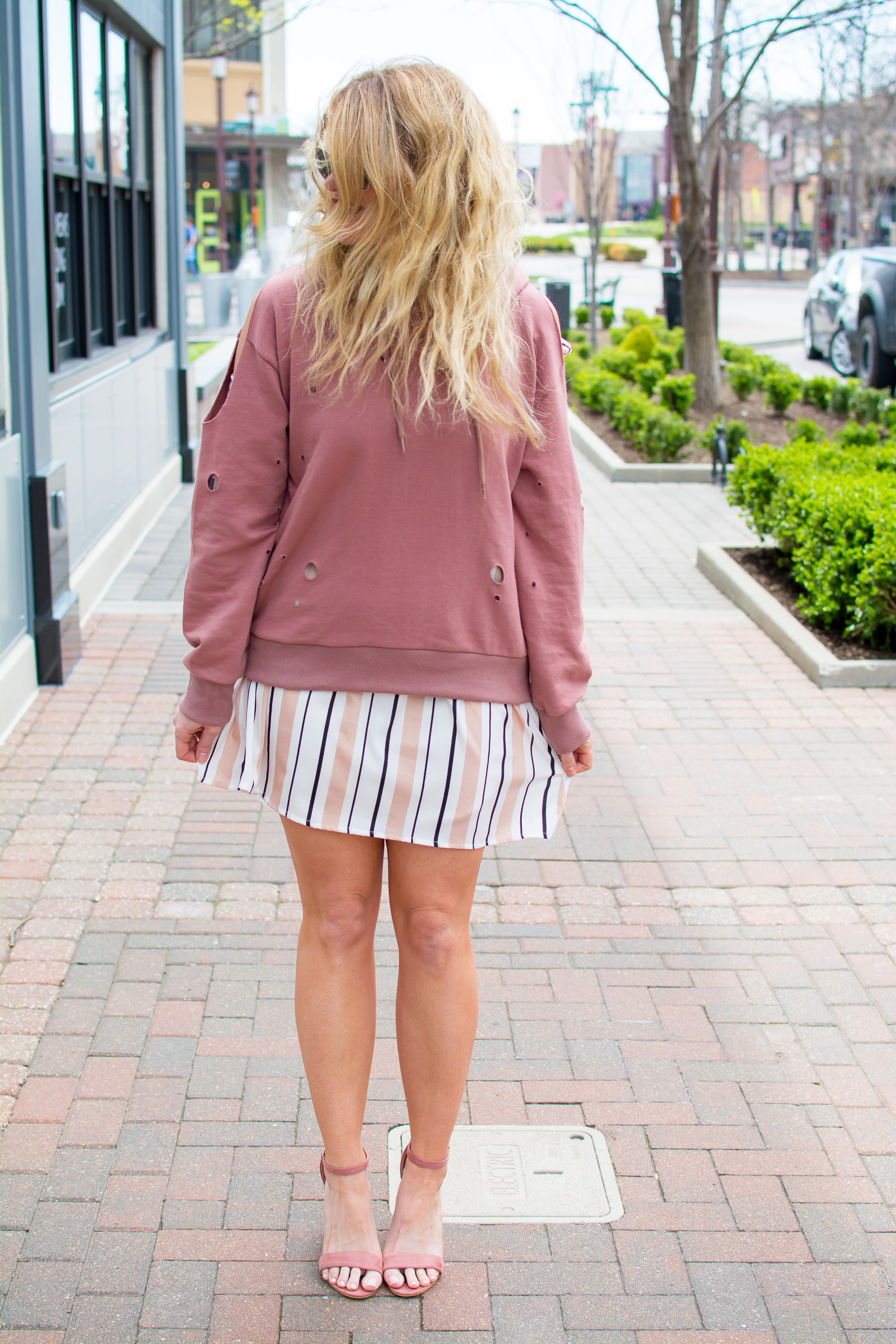 All the Blush Things with Boohoo. | Ashley from Le Stylo Rouge