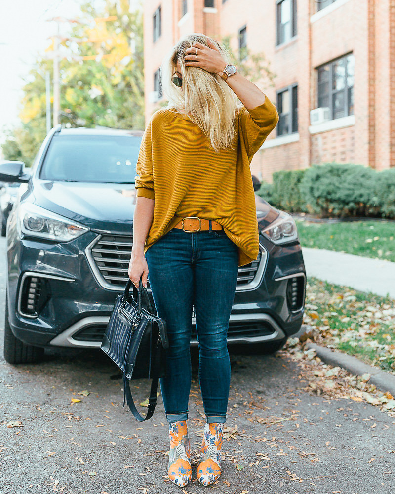 Wardrobe Classics: Jeans and Sweater. | Ashley from LSR