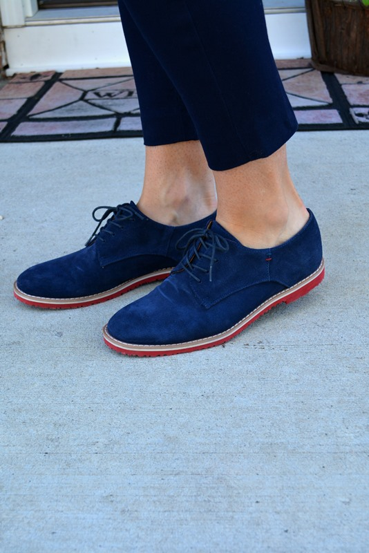 tommy hilfiger brogues, ashley from lsr