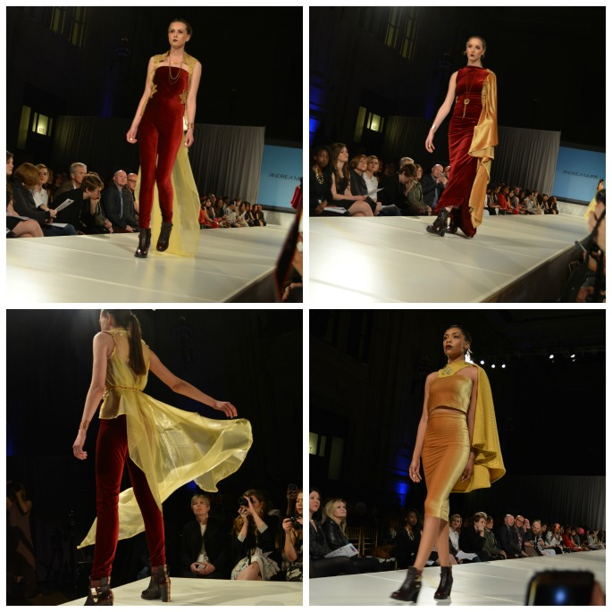 LSR covers the Andrea Marie Long 2016 F/W show at Kansas City Fashion Week