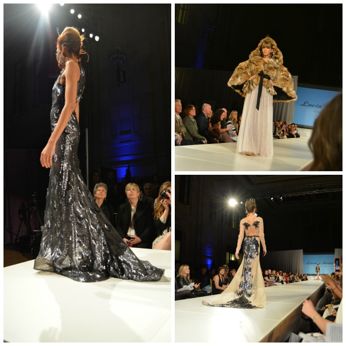 LSR covers the Lucia's Sarto 2016 F/W show at Kansas City Fashion Week