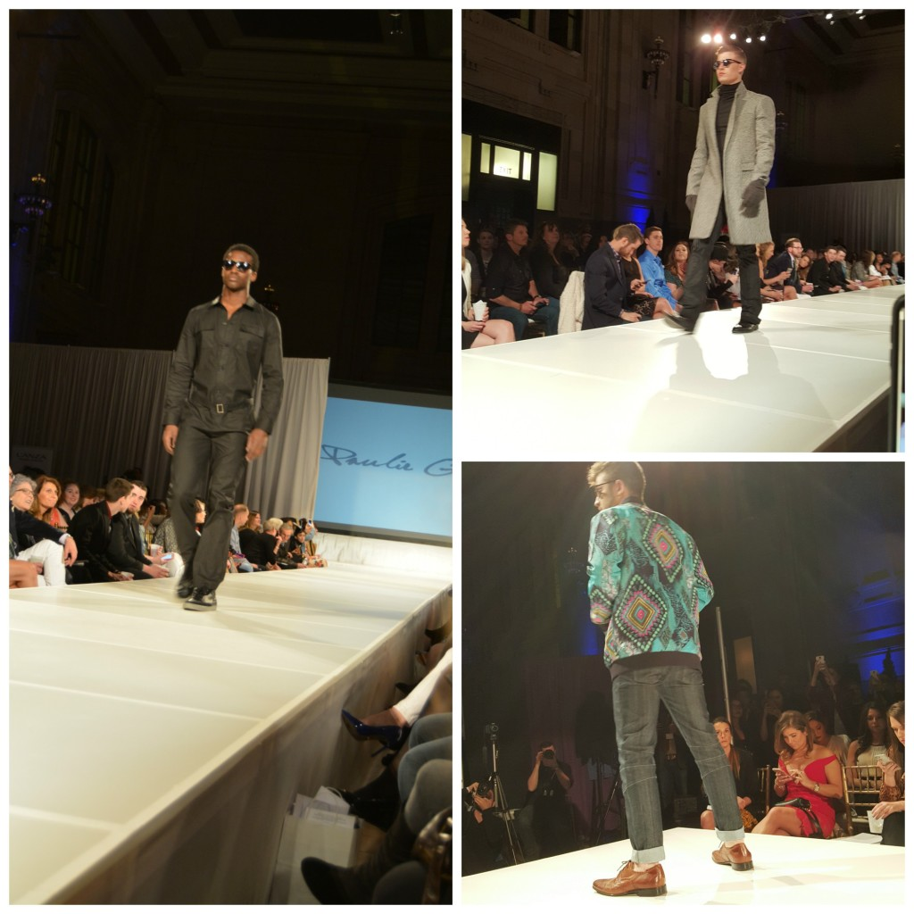 LSR covers the Paulie Gibson 2016 F/W show at Kansas City Fashion Week