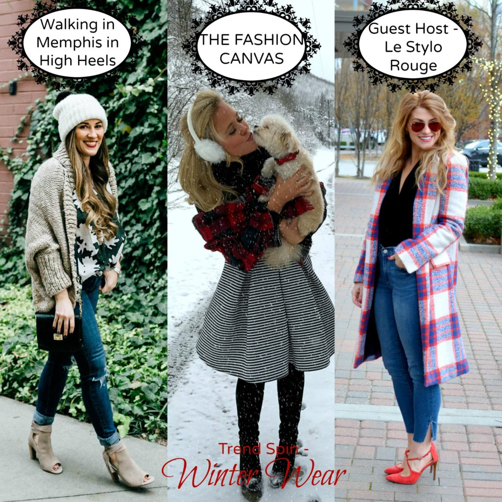 trend spin link-up winter wear