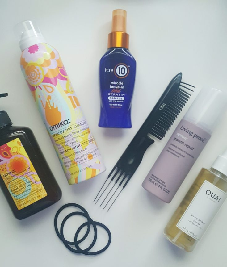 My Current Hair Favorites + Tips for a Successful Start with a Stylist. | Ashley from Le Stylo Rouge