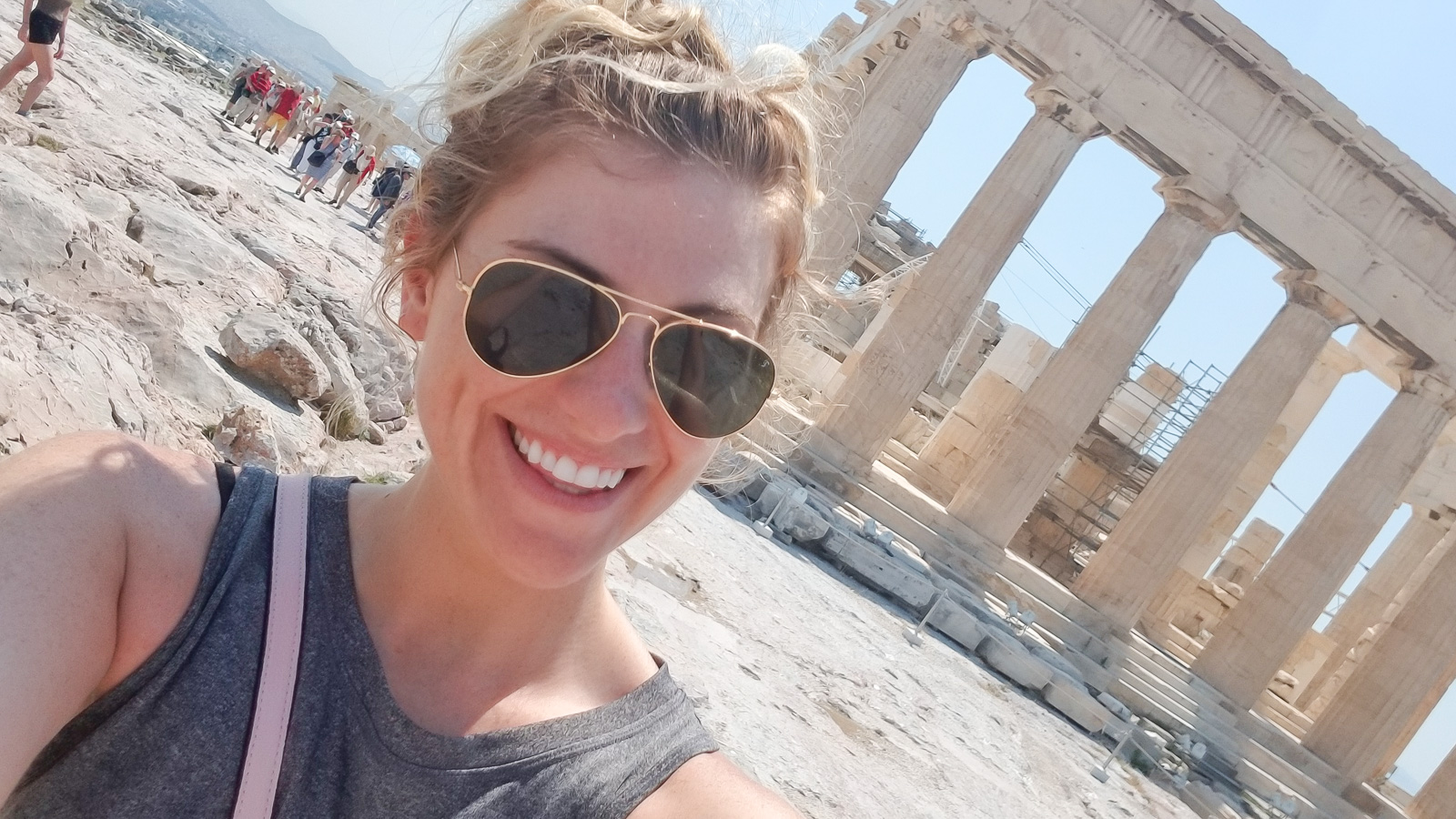 My Stay in Athens. | Ashley from Le Stylo Rouge
