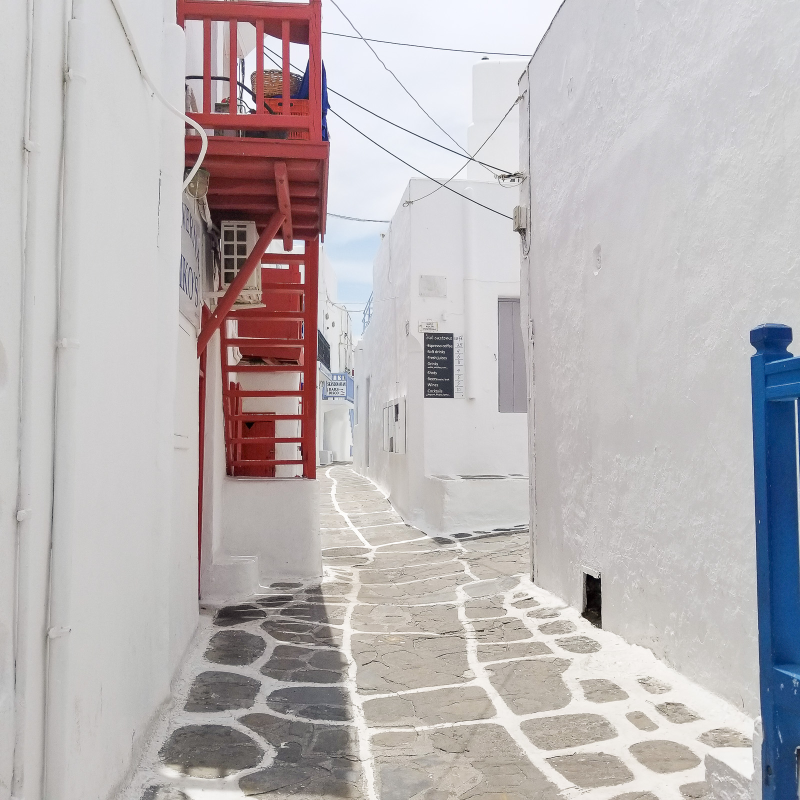 My Stay in Mykonos. | Ashley from Le Stylo Rouge
