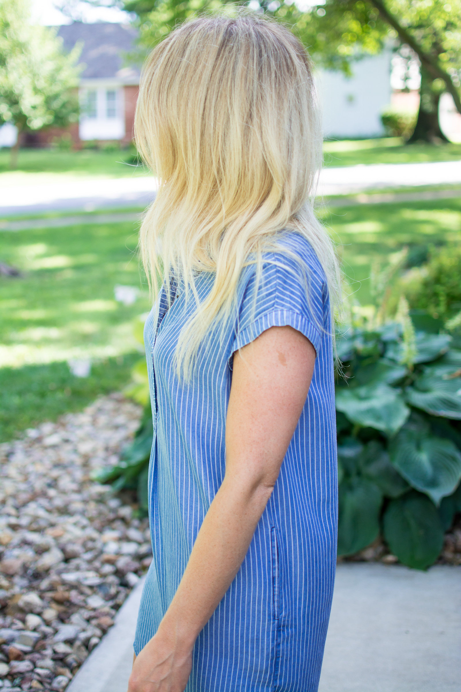 The Perfect Summer Dress. | Ashley from Le Stylo Rouge