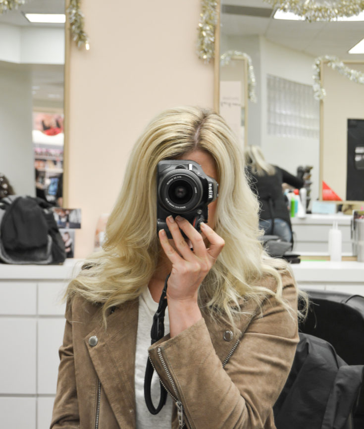 The Beauty Brands Salon Experience. | Ashley from LSR