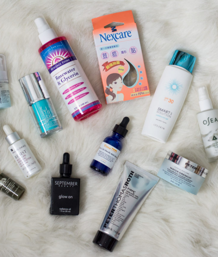 Skincare Favorites. | Ashley from LSR