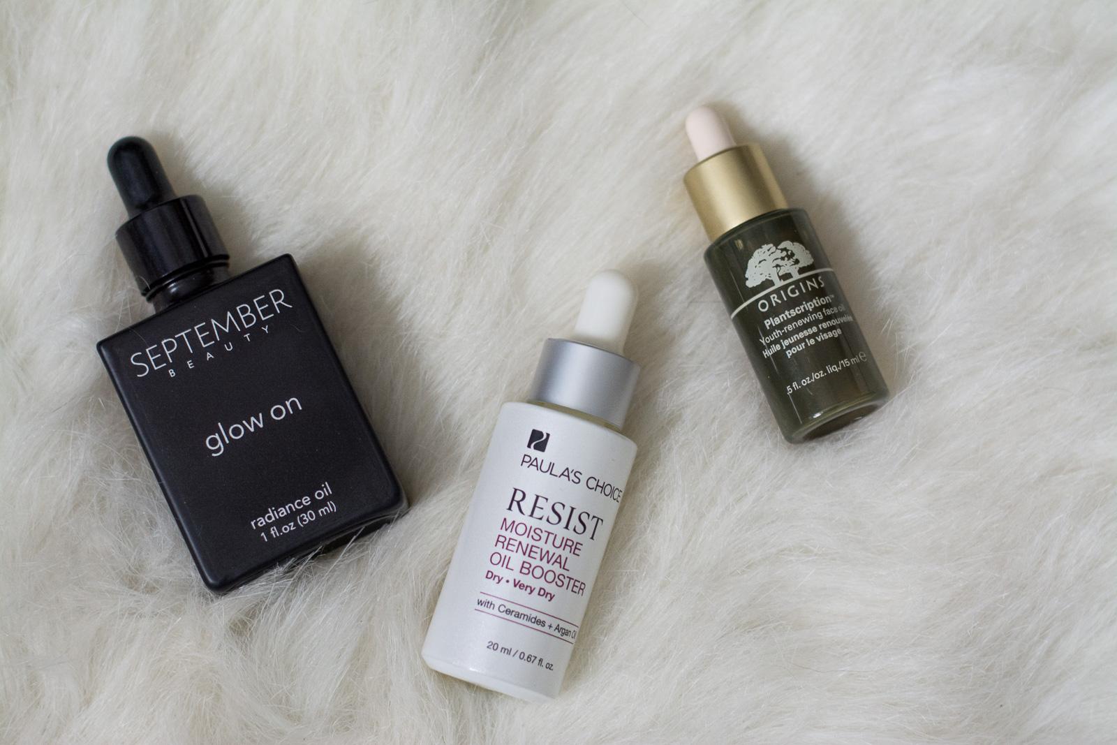 Skin Care Favorites.   Ashley from LSR