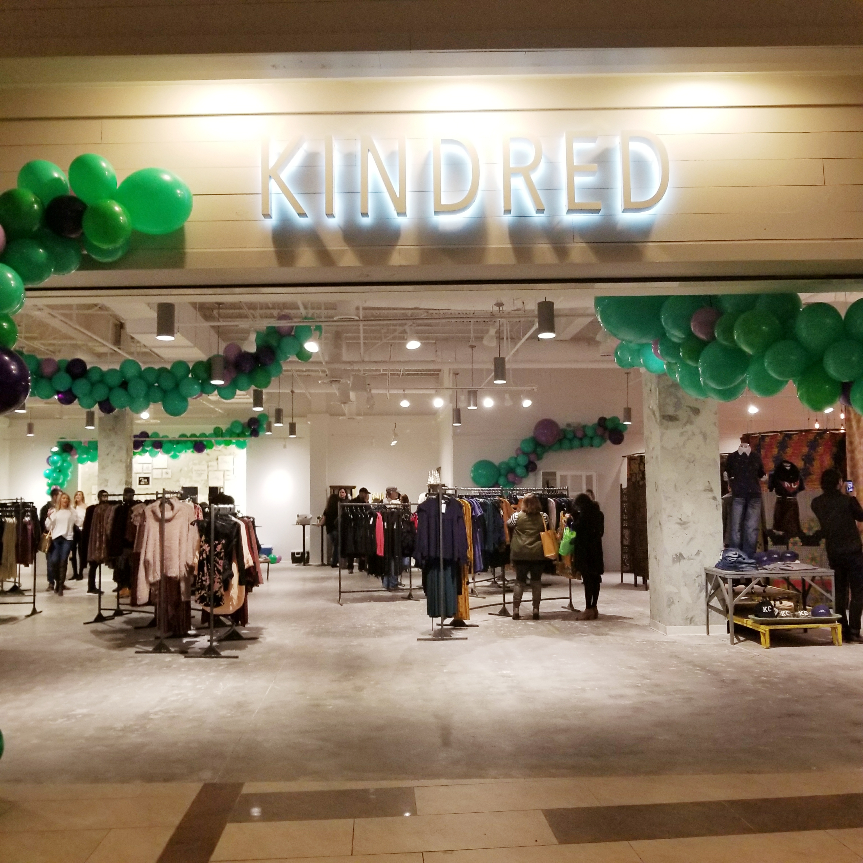 Kindred Shops in Kansas City. | Ashley from LSR