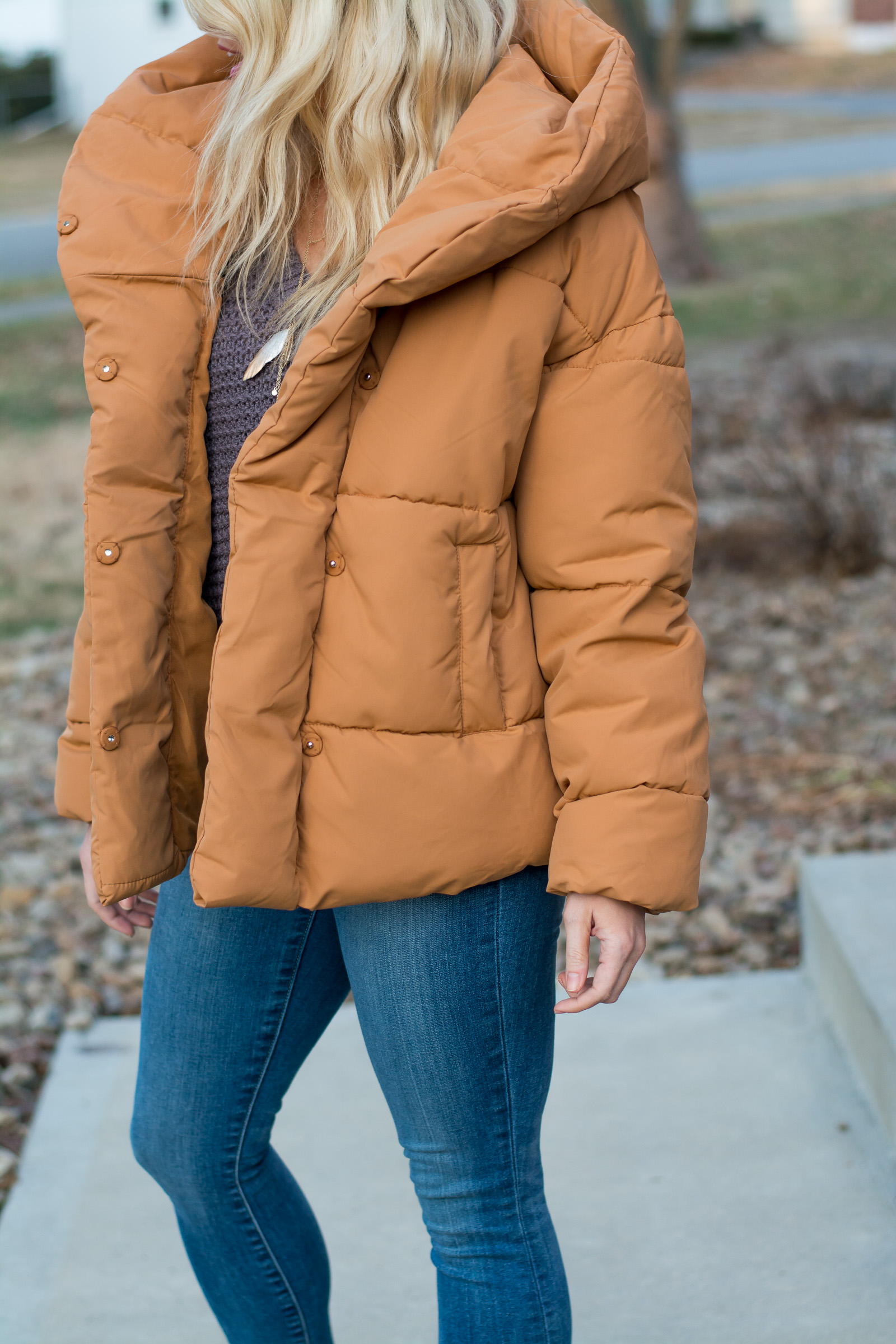 Styling a Puffer Jacket. | Ashley from Le Stylo Rouge