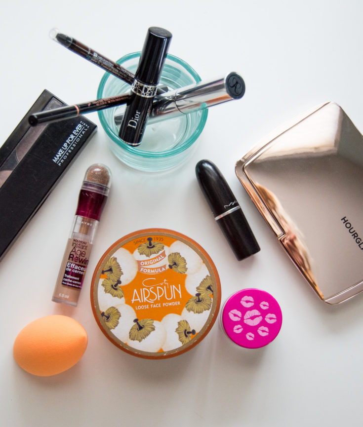 My Current Makeup Faves. | Ashley from LSR